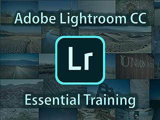 Adobe Lightroom CC Essential Training