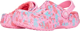 Baya Printed Lined Clog (Toddler/Little Kid)