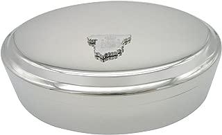 oval shape pendant design