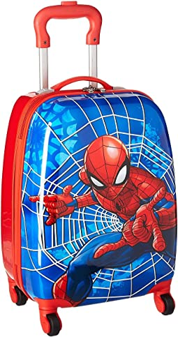 Marvel Spiderman Spinner Kids Luggage