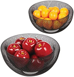 Best wire mesh bowl Reviews