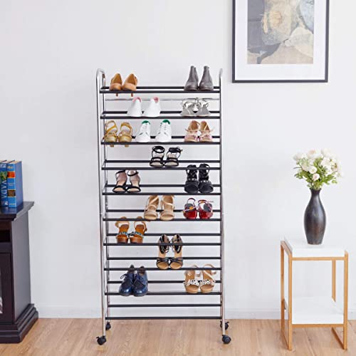 Simple Shoe Rack Amazon Com