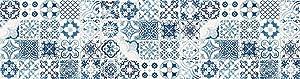 Viniliko, Port Grimaud, Tappeto, Blu, 66 x 250 x 3 cm
