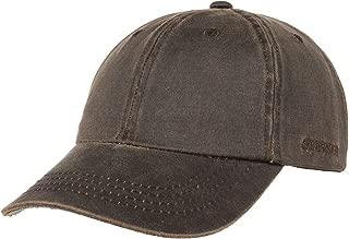 Stetson Distressed Cotton Baseball Cap