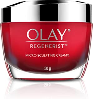 Olay Regenerist Advanced Anti Aging Micro Sculpting Intense Hydration with Hydra Firming Complex Skin Cream, 50g