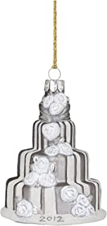 Marquis By Waterford Our First Christmas 2012 Ornament