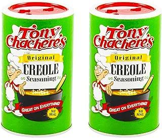 Tony Chacheres Seasoning Creole 8 Oz (2 Pack)