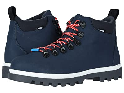 Native Shoes Fitzsimmons Treklite (Regatta Blue/Shell White/Onyx Black) Boots