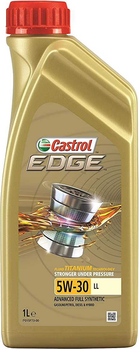 Olio motore castrol 15666e olio castrol edge 5w-30 ll titanium 1l lubrificante auto