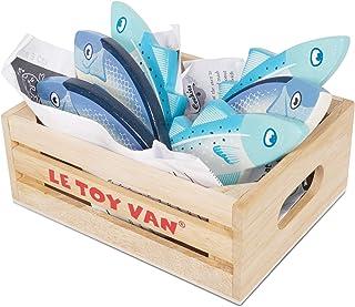 Le Toy Van Honeybee marknad fisklåda