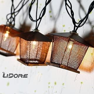 Best outdoor lantern lights string Reviews