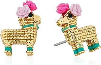 Kate Spade New York Womens Haute Stuff Penny The Pinata Studs Earrings