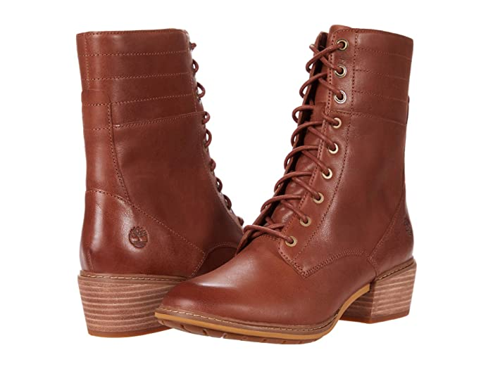 Steampunk Boots & Shoes, Heels & Flats Timberland Sutherlin Bay Side Zip Boot Womens Boots $135.99 AT vintagedancer.com