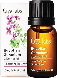 Aceite esencial de geranio egipcio - Una revitalización