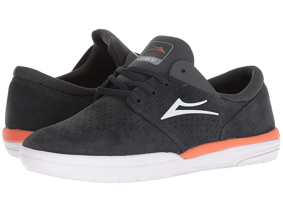 Lakai Fremont (Charcoal Suede 2) Men