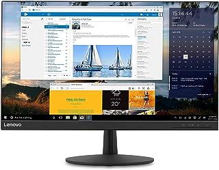 """Lenovo L24q-30 - Monitor de 23.8 """" QHD (2560x1440 pixeles, 16:9, 75Hz, 4ms, 1000:1, IPS, FreeSync, Puertos DP+HDMI, 3 lado..."""