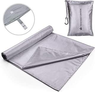 waterproof cot bed sheet