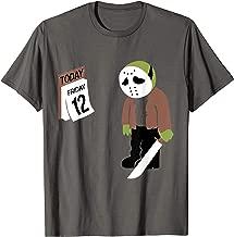 Friday 13TH, Horror Movie Tee | Halloween T-Shirt