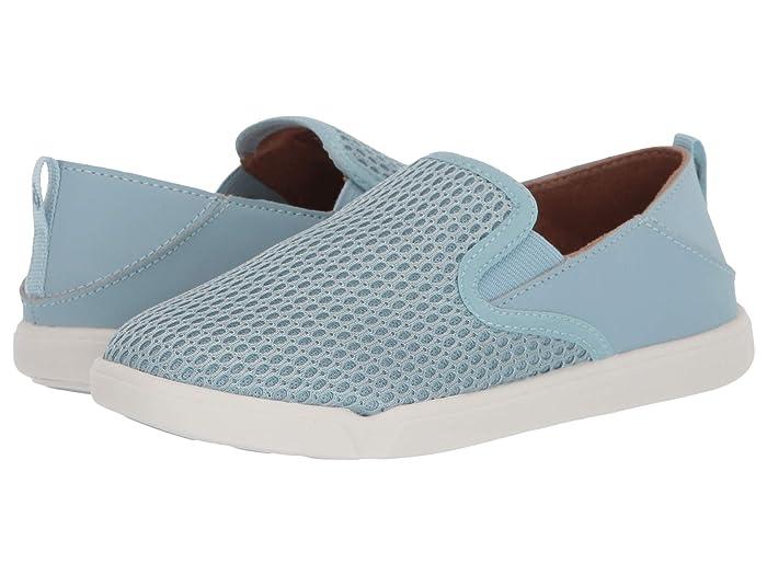Pehuea  Shoes (Toddler/Little Kid/Big Kid) (Ocean Spray/Ocean Spray) Girl's Shoes