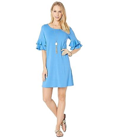 Lilly Pulitzer Lula Dress (Coastal Blue) Women