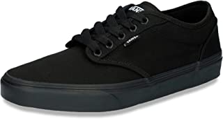 Men's Atwood Canvas Skate Shoes Men's 7.5 US Black/Black