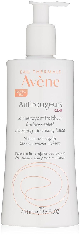 スーパー鉄フレキシブルアベンヌ Antirougeurs Clean Redness-Relief Refreshing Cleansing Lotion - For Sensitive Skin Prone to Redness 400ml/13.5oz並行輸入品