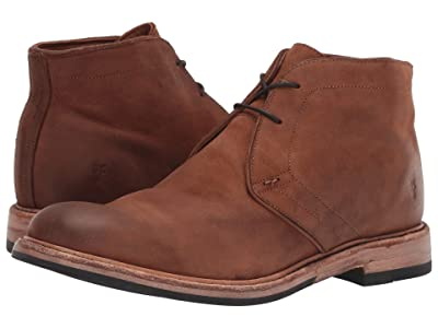 Frye Murray Chukka (Chestnut Nubuck) Men
