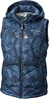 Pike Lake Hooded Vest - Women's Nocturnal Agate Print, L
