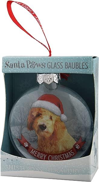 圣诞老人爪子玻璃摆件装饰金色装饰品多色