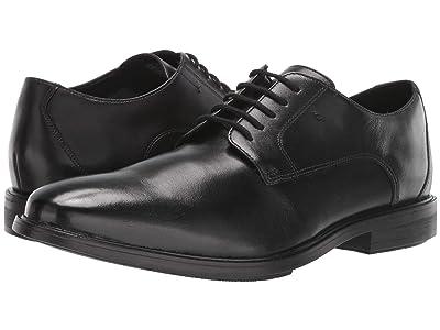 Bostonian Hampshire Low (Black Leather) Men