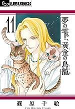 表紙: 夢の雫、黄金の鳥籠(11) (フラワーコミックスα) | 篠原千絵