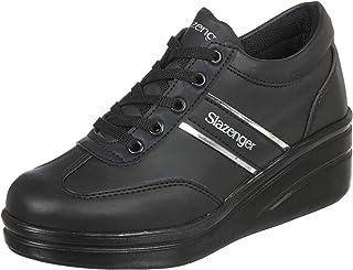 SLAZENGER Kadın Sa28Lk021 500 Sneaker, Siyah