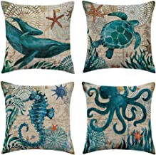 Best sea life pillows Reviews
