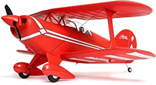 E-flite RC Airplane Pitts S-1S 850mm BNF Basic (Transmitter, Battery and Charger not Included) with AS3X and Safe Select, EFL3550