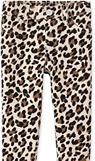 The Children's Place Baby Girls Skinny Printed Knit Jeggings