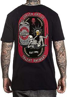 Sullen Men's Talent Brewers Standard Short Sleeve T Shirt