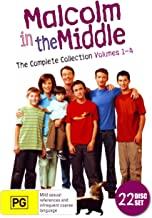 Malcolm in the Middle: The Complete Series (Volumes 1 - 4)