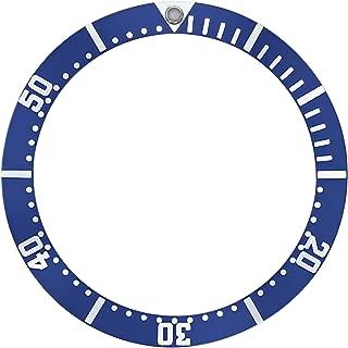 omega seamaster professional bezel insert
