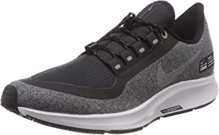 Men's Air Zoom Pegasus 35 Shield Running Shoe, Black/White/Cool Grey/Vast Grey, 7.5