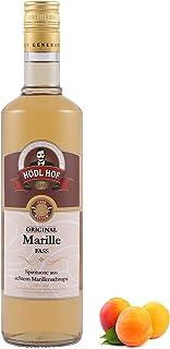 Hödl Hof Marille Fass   38% vol.   Marillenschnaps im Holzfass gelagert Eichenfass   Marille Obstbrand aus Früchten von lokalen Bauern   0,7 l