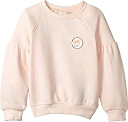 How I Do Crew Neck Fleece Top (Toddler/Little Kids/Big Kids)