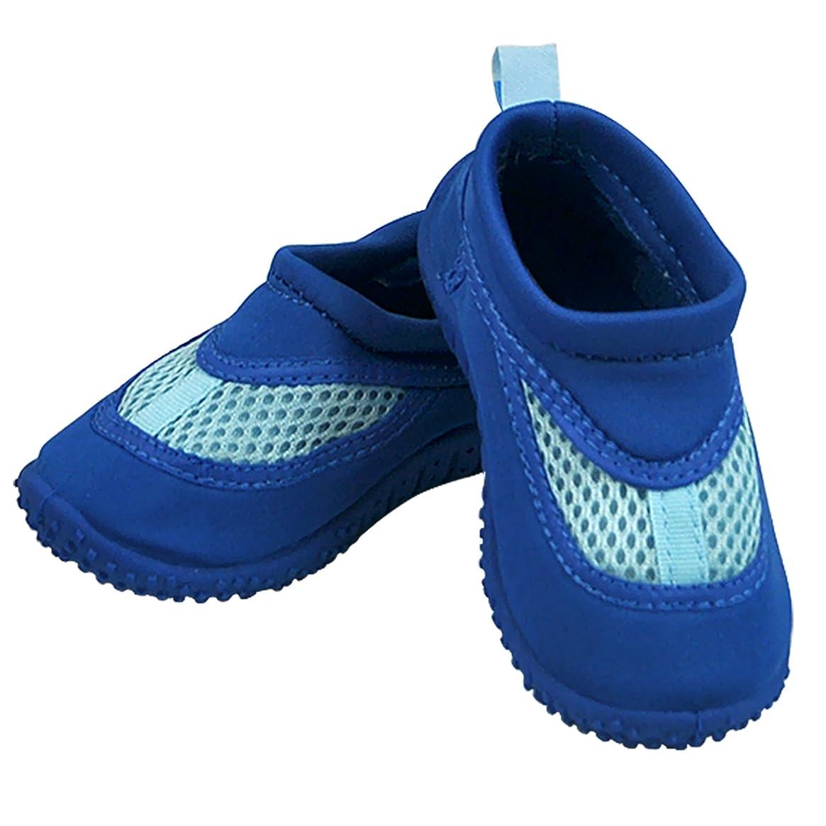 疎外退化するこするI play(アイプレイ) ウォーターシューズ シューズ マリンシューズ スリッポン メッシュ 通気性 速乾性 ネオプレン water shoes Royal Blue US6:14cm 706301-620-62