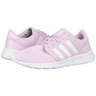 adidas Cloudfoam QT Racer (Aero Pink S18/Footwear White/Aero Pink S18) Women