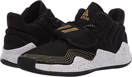 Core Black/Footwear White/Gold Metallic