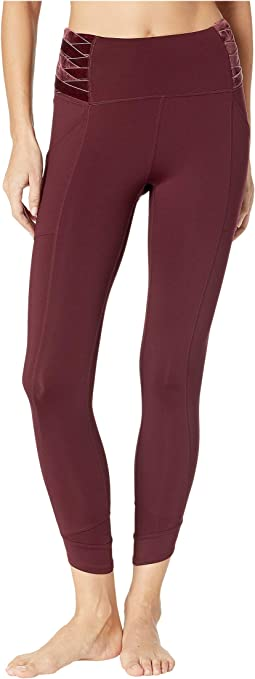 High-Rise Ankle Length Wonderstruck Leggings