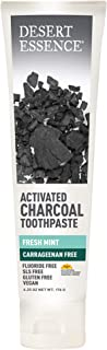 Best desert essence toothpaste charcoal Reviews