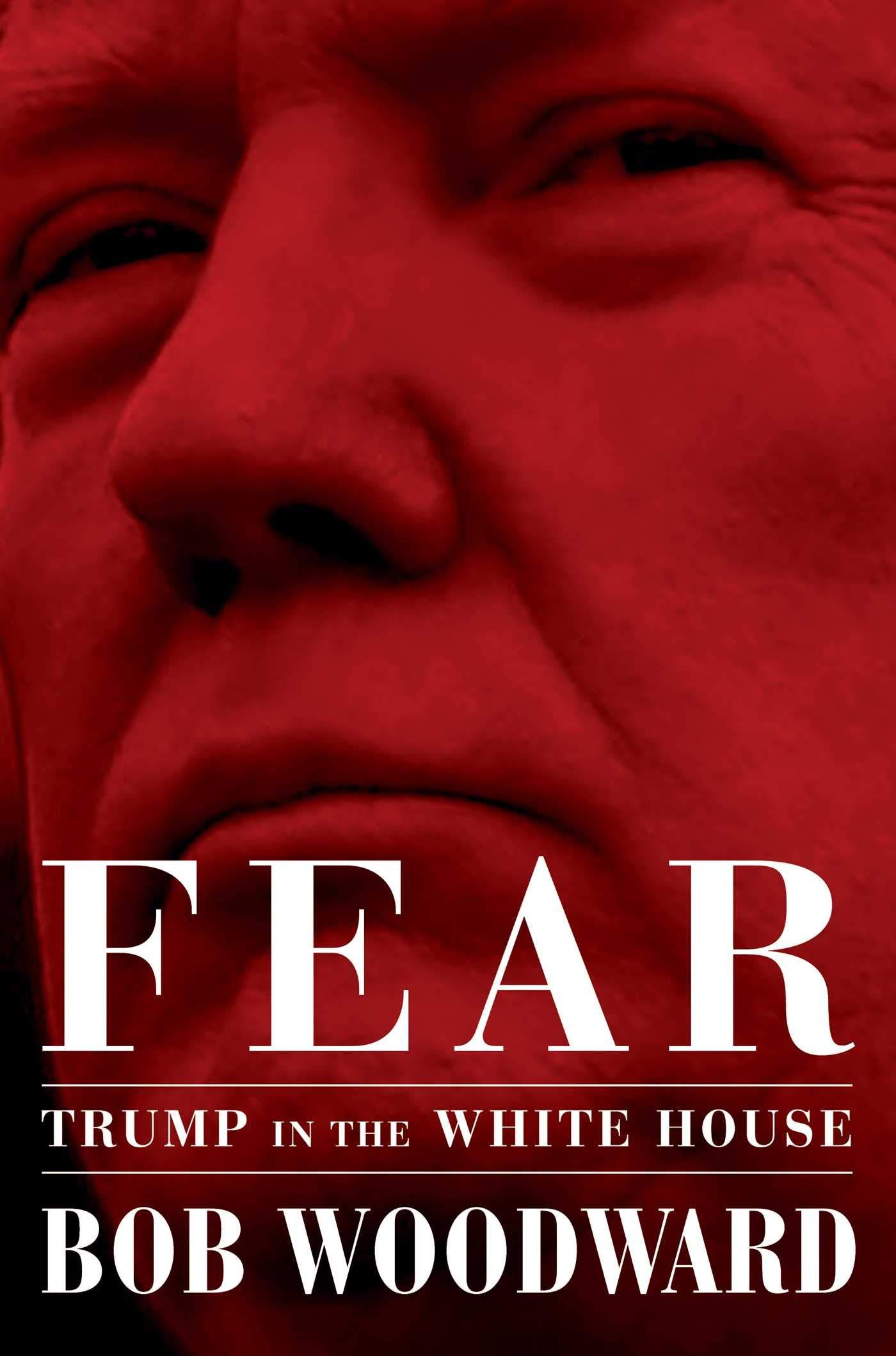 Citaten Scribbr Korea : Amazon.com: fear: trump in the white house ebook: bob woodward