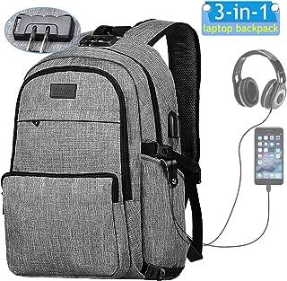 Laptop Backpack, Travel Business Computer Backpack for Women & Men
