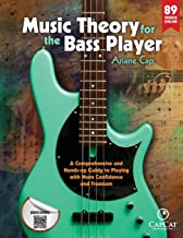 Music Theory for the Bass Player: A Comprehensive and Hands-on Guide to Playing with More Confidence and Freedom Book PDF