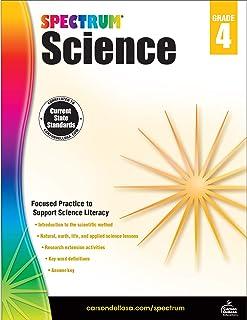 Spectrum | Science Literacy Workbook | 4th Grade, 144pgs